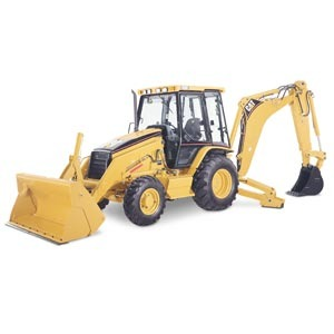 420D Backhoe Loader