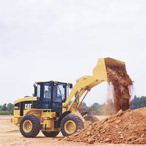 Cat 924 Wheel Loader
