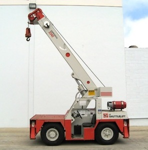 Carry Deck Cranes For Rent - Mississippi | Puckett Rents