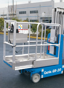 Vertical Personnel Lift For Rent