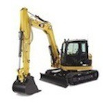 Hydraulic Excavators for Rent in Mississippi