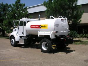 Ledwell Son LW 2000 GMC C6500 Water Truck