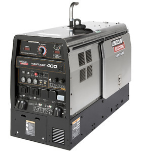 Lincoln Electric Vantage 400 Towable Welder